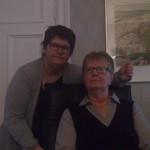 jag och mamma