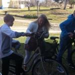 Cykeljustering_sandra