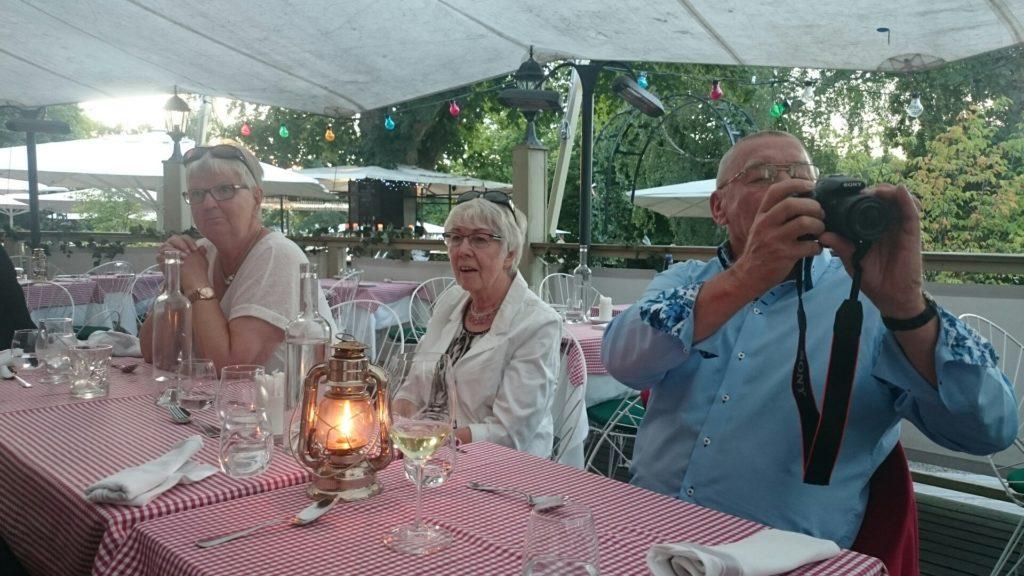 Mamma, Ulla och pappa