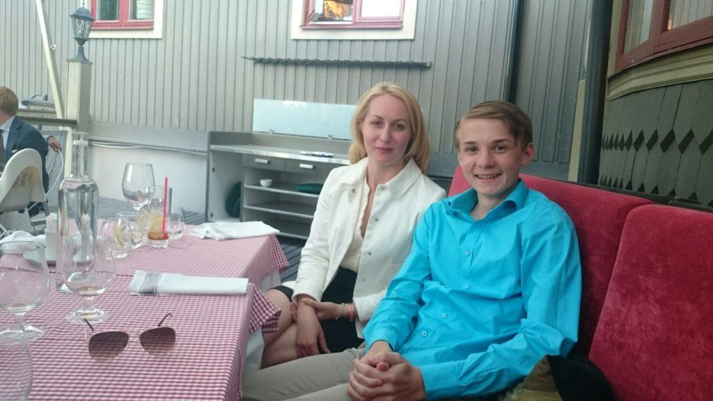 Steffie och Isak